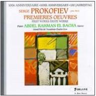 Prokofiev_PremieresOeuvres_FirstWorks.jpg